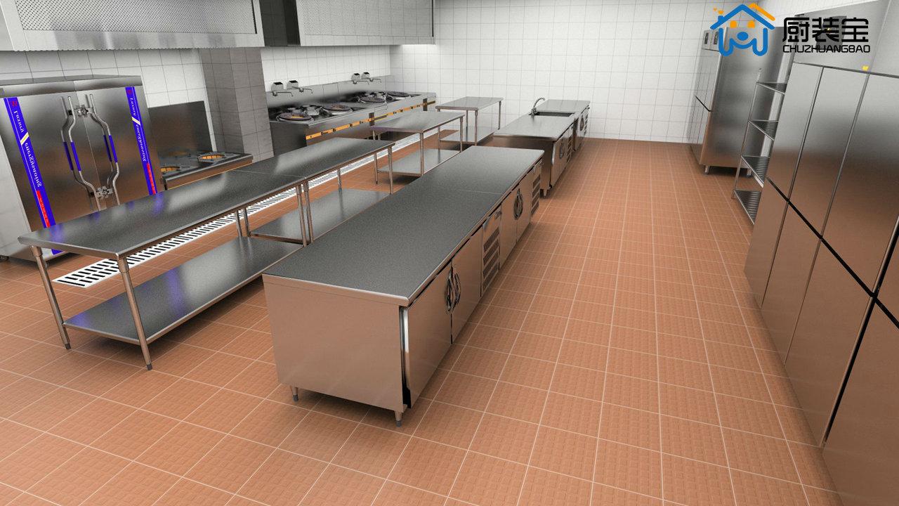 商用厨房设计软件